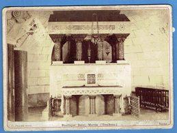 37- Tours - Basilique Saint Martin (tombeau) - Orte