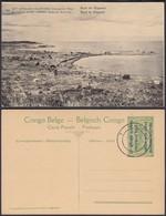 Congo Belge 1918 - Entier Postal Nr. 49 -Est Africain Allemand-Occupation Belge- Baie De Kigoma.  Ref. (DD)  DC0338 - Belgisch-Congo - Varia
