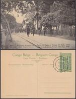 Congo Belge 1918 - Entier Postal Nr. 50 -Est Africain Allemand-Occupation Belge- Belges à Tabora.  Ref. (DD)  DC0339 - Congo Belge - Autres