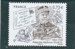 FRANCE 2017 A.A. MARTY NEUF - YT 5190 - Unused Stamps