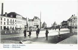 COURTRAI - KORTRIJK - Quai Du Dauphin - Dolfynkaai - Kortrijk