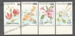 Namibia 2000 Yvert 907-10, Definitive, Flowers - MNH - Namibia (1990- ...)