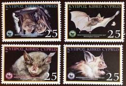 Cyprus 2003 Bats MNH - Bats