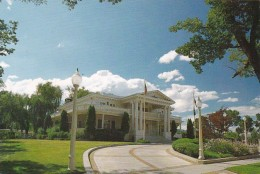 Nevada Carson City Governor's Mansion
