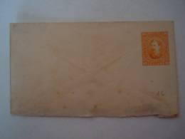 Costa Rica Entier Postal Stationary Enveloppe PWS  Abimée Et Sale - Costa Rica
