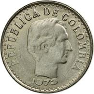 Monnaie, Colombie, 10 Centavos, 1973, TTB, Nickel Clad Steel, KM:253 - Colombie