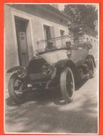 Auto Lancia Stato Maggiore Militari Old Photo Cars Coches Autos Voitures Soldiers 1915 /18 - Automobili