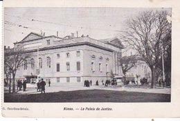 30-NIMES- LE PALAIS DE JUSTICE - Nîmes
