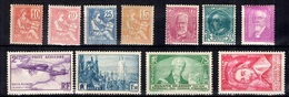 France Petite Collection Neufs * 1900/1935. Bonnes Valeurs. B/TB. A Saisir! - France