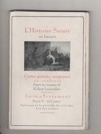 L Histoire Sainte Carnet De 12 Cartes - Sonstige