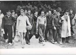 Photographie Des Joueurs De Reims 1959 - Calcio