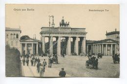Gruss Aus Berlin Brandenburger Tor - Brandenburger Door