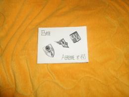 CARTE DE BONNE ANNEE DE 1954..BASE AERIENNE N°193... - Vieux Papiers