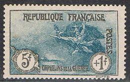 """FRANCE : N° 232 **  """"beau Centrage"""" (Au Profit Des Orphelins De La Guerre) - PRIX FIXE : 1/3 De La Cote - - France"""