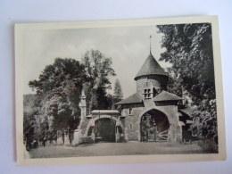 Chaudfontaine Une Entrée Du Château Avec T Tax - Chaudfontaine