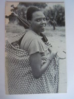 St. Paulus-college Sterksel N. Br. Witte Paters Missionarissen Van Afrika Vrouw Met Kind - Missions