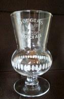 VERRE (sur Pied) Glass Glas Whisky Ecosse Scotland DOUGLAS SCOTCH ALE 33 Cl ! - Gläser