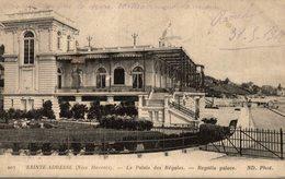 76 SAINTE-ADRESSE  LE PALAIS DES REGATES - Sainte Adresse