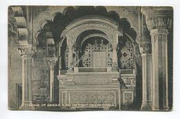 Throne Of Dewan Arn In Fort Delhi India - India