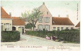 CONTICH - Maison De M. Bourgemestre - Kontich