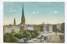City Hall Square Hamburg - Other