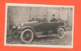 Auto FIAT Tipo III° Militare Italiano Old Cars Voitures Automobili - Automobiles