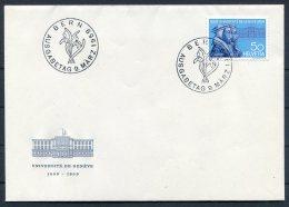 1959 Switzerland Bern First Day Cover. Geneva University - FDC
