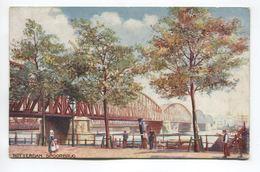 Rotterdam Spoorbrug - Rotterdam