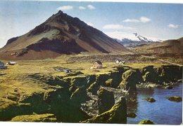 Iceland/Islande/Ijsland/Island Postcard Lava From Snæfellsjökull Unused - Islanda