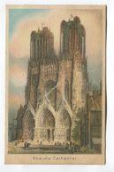 Rheims Cathedral - Reims