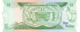 BELIZE P. 38a 1 D 1980 UNC - Belize