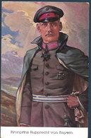 Kronprinz Rupprecht Von Bayern - Guerre 1914-18