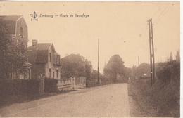 Embourg - Route De Beaufays - Edit. J. Pelzer-De^presseux, Embourg - Chaudfontaine
