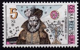 1996,  Tschechische Republik,Ceska 126, Tycho Brahe. MNH ** - Tschechische Republik