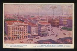 Italia. Liguria. Genova. *Grand Hôtel Isotta* Ed. Caimo & C. Nº 12904. Nueva. - Genova (Genoa)