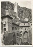 W307 Subiaco (Roma) - Monastero Di San Benedetto / Viaggiata 1952 - Italia