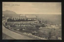 Italia. Liguria. Genova. *Lido D'Albaro* Ed. T. Dell'Avo Nº 2-4168. Nueva. - Genova (Genoa)