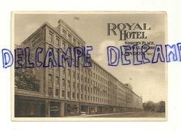 Royaume-Uni. London. Londres. Royal Hotel Woburn Place, Russell Square. Carte Neuve - Hotels & Restaurants