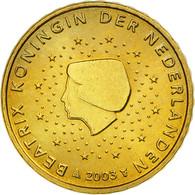 Pays-Bas, 10 Euro Cent, 2003, SUP, Laiton, KM:237 - Pays-Bas