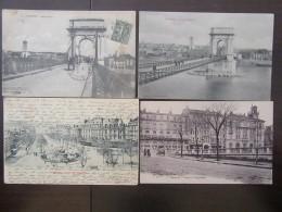 Valence (Drôme) - Collection De 38 Cartes Postales Circulées Ou Non Dont Animées, Photo, Couleur, Précurseur - Valence