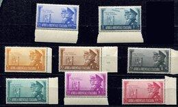 Italie ** Afrique Orientale  - N° 36 à 42 - PA21 - Afrique Orientale
