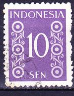 Niederl. Indien (Indonesien) - Ziffern (Mi.Nr. 20 C) 1949 - Gest. Used Obl - Niederländisch-Indien