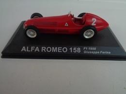 ALFA ROMEO 158 - Vainqueur Championnat De Monde F1 1950 -# 2  G.Farina -1/43 -100 Ans De Course Automobile-Altaya - Other