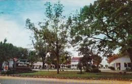 Georgia Albany Merry Acres Motel U S Highway 82 West 1958 - Albany