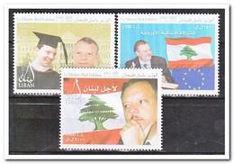 Libanon 2007, Postfris MNH, 2nd Anniversary Of The Assassination Of Basil Fuleihan - Libanon