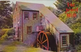 Massachusetts Rowley The Jewel Mill - Nantucket