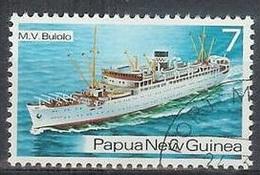 1976 M.V. Bulolo, Used - Papua New Guinea