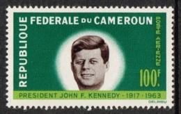 Cameroun, 1964, President John F Kennedy, JFK, MNH, Michel 420 - Kamerun (1960-...)
