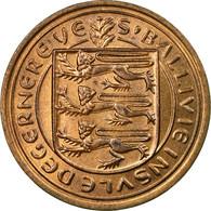 Monnaie, Guernsey, Elizabeth II, 2 Pence, 1979, TTB, Bronze, KM:28 - Jersey