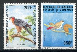 Cameroun, 1992, Birds, Animals, Fauna, MNH, Michel 1196-1197 - Cameroon (1960-...)